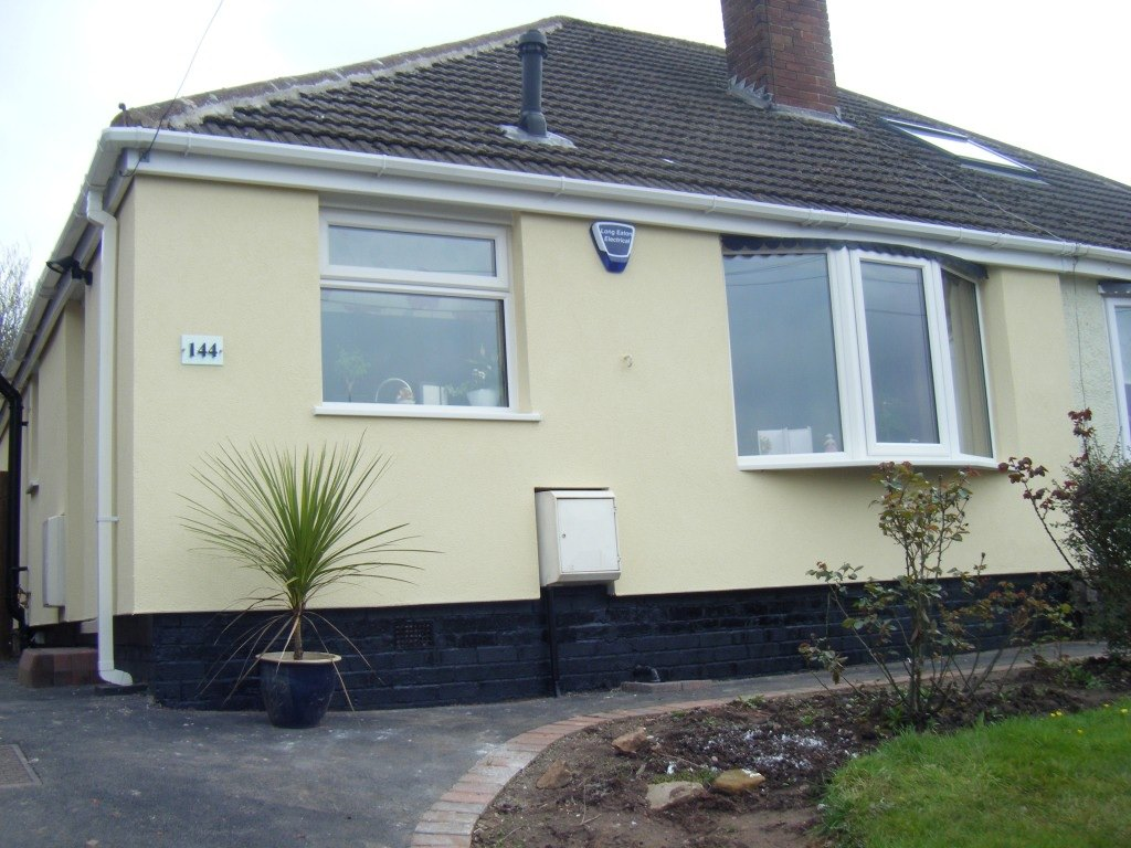 J&J Crump & Son External Wall Insulation 3